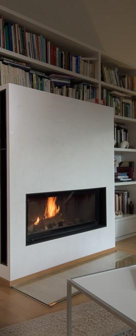 poêle bois cheminée Montpellier Nîmes