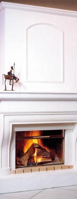 cheminée poêle montpellier Nîmes rénovation